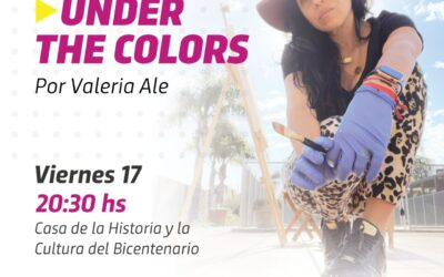 Muestra under the colors